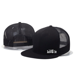 Gorra Love it Total Black