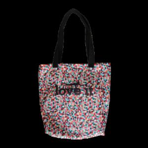 Tote bag Colorful
